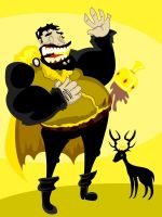 Robert Baratheon by Sir-Heartsalot