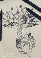 Tree by Es-enim-anima