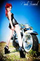 Harley Baby by Nitemare-Photography