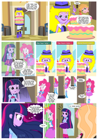 MLP Dark Stars_ Mermaid's party_page_02 by jucamovi1992