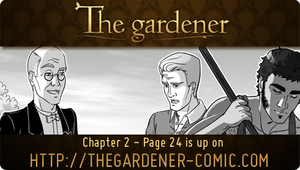 The gardener - Chapter 2 page 24 by Marc-G