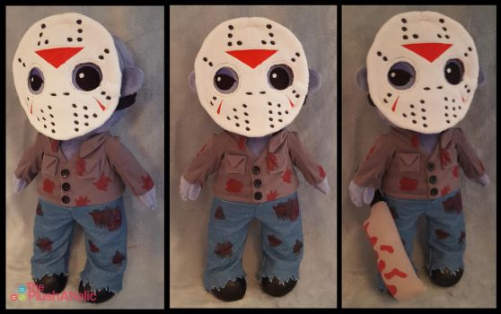 Jason Voorhees by The-PlushAholic