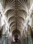 Exeter Cathedral by T1sup