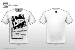 T-Shirt - Photographers by CitizenXCreation