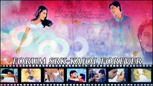 Srk Kajol Forever by layaly