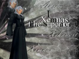 Xemnas, The Superior by jwitham89