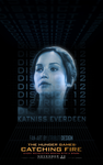 Catching Fire: Hologram Teaser - Katniss by TributeDesign