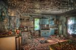 Abandoned House HDR Result by XSini