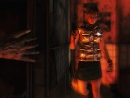 Silent hill wallpaper - Heather by ethaclane
