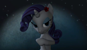 Rarity is looking at you... by Neros1990
