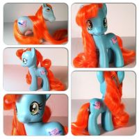 G1 to G4 Bright Eyes by brighteyespony