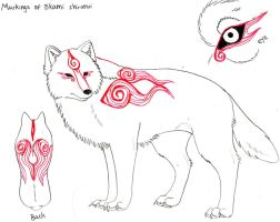 details of shiranui by Suenta-DeathGod