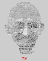 Gandhi by rjwarrier