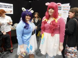 Midlands Expo '12 - Ponies 3 by AngelBless
