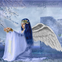 Angelic Moments by Wiltedorchidz