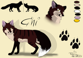 -Ref Sheet- Chi by Chimaruk