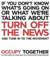 Turn Off The News! Tune Into the Movement. by Spat500