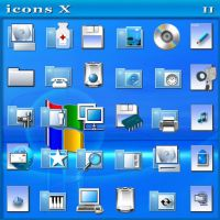 Icons X II by adni18