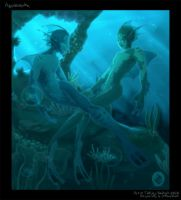 The Aquasapiens - Revisit 2 by In-Tays-Head