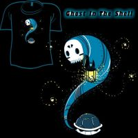 Woot Shirt - GitS by fablefire