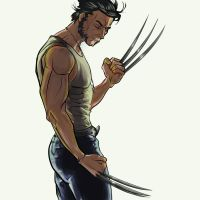 The Wolverine by Mizzarh