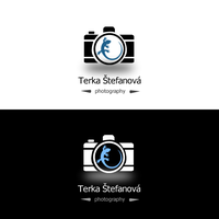 Logo for a photographer by profikcze