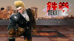 TEKKEN 2 - Paul the Hot-blooded Martial Artist by Hyde209