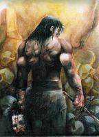 Conan - Conquest of Nergal's Valley by oh1life2live