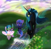 MLP PPPCLC Learning to Fly by Ashandi
