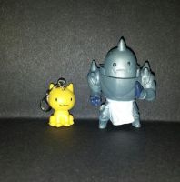 Fma Al and kitty figure by good-flippy