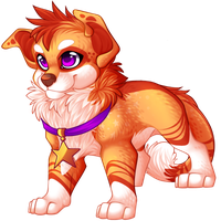 IT'S A PUPPEH by Y0uko