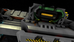 The FireBrand Stage 5: Aft VTOL thrusters, top by Dimcreaper