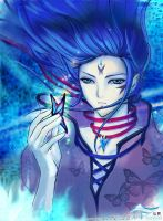 BLUE illusion by X-seven