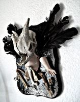 Baphomet by JohnnyHell666