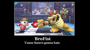 Super Smash Bros Motivational #2 by Cybertoy00