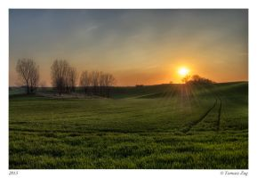 Sunset II by orsacchiotto