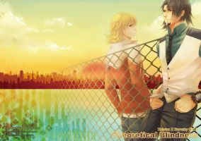 TigerxBunny fanartbook cover by tiyoro14