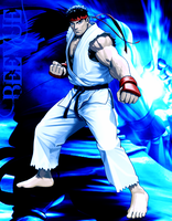 Ryu by BeeVue