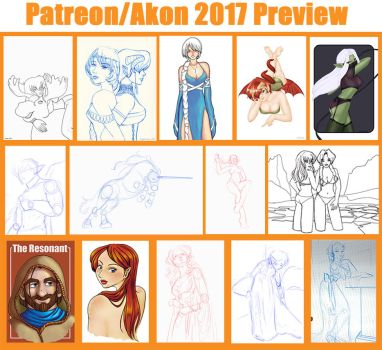 A-kon 2017 Preview by AngelaCross