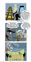 Piptony Takes Manehatten part 3 by AxelDK64