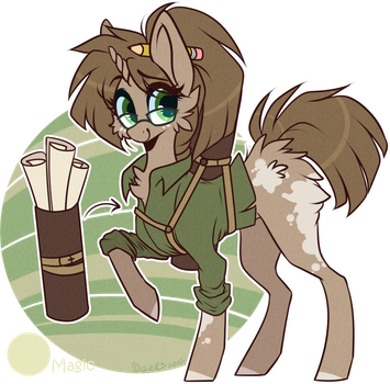 AUCTION : Architect Pony (closed) by D-Dyee
