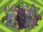 joker and his gang by jimmymcwicked