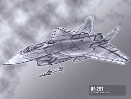 UF-297 Drome by TheXHS