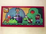 Super Mario World by Kadric