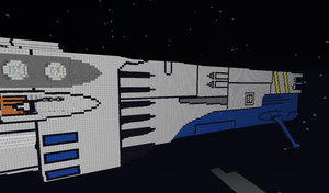 minecraft battleship finished product part 2 by tx-game-player21