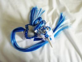 custom my little pony sapphire 3 by thebluemaiden