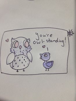 You're owl-standing by Acc3ss-denied