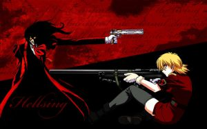 Hellsing Wallpaper 1920x1200 by Infinityl33t