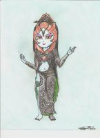 Request: Chibi Midna by oneandonlyLLAT