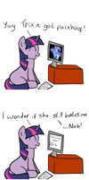 It's a... Healthy obsession by ExplainableChaos